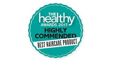 جائزة HEALTHY AWARD (الشعر الصحي) لعام 2017