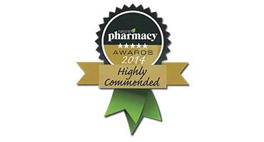 PHARMACY AWARD 2014