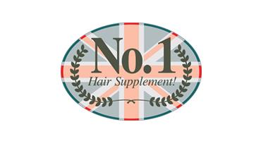 Το NO. 1 συμπλήρωμα διατροφής για τα μαλλιά στο Ηνωμένο Βασίλειο