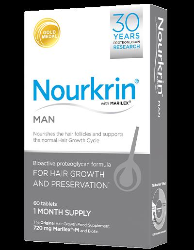 Nourkrin® Man